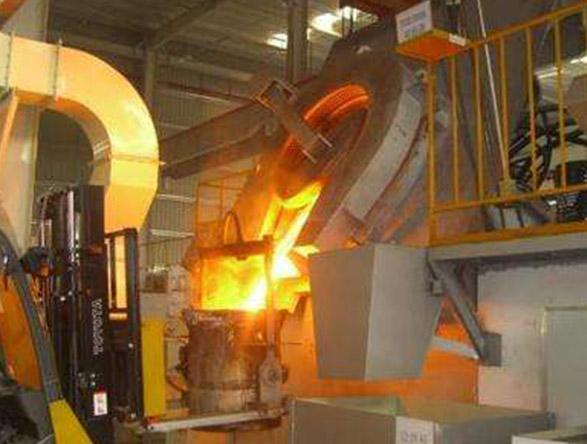 Non-ferrous metal continuous casting, glass, ceramicn industry