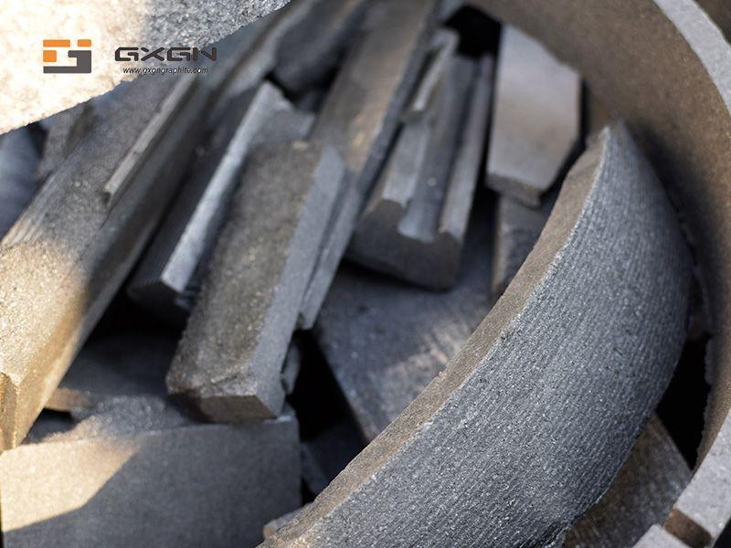 China Supplier Graphite Electrode Scrap Graphite Electrode