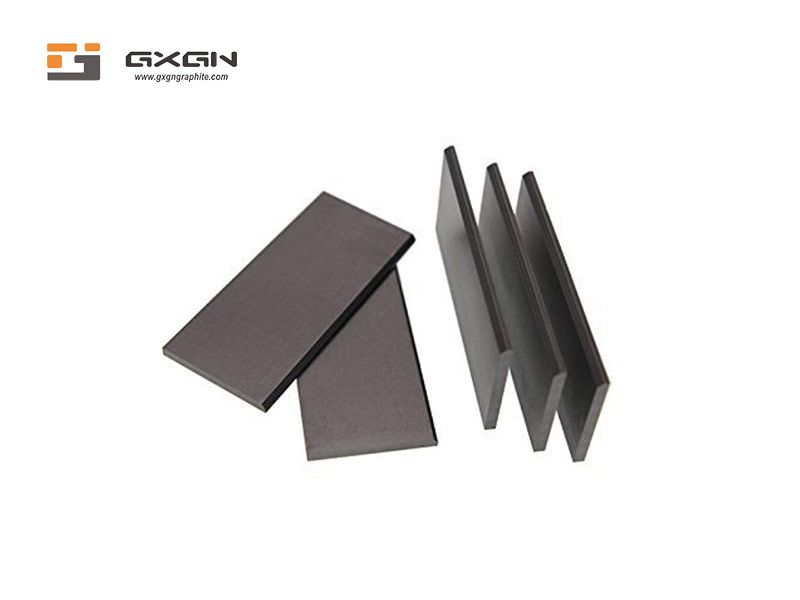 Supplier in China High Quality Graphite Plate Carbon Graphite Vane Blade