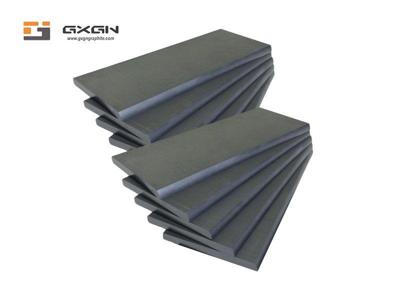 Carbon graphite vacuum pump carbon vane blade for motor pump