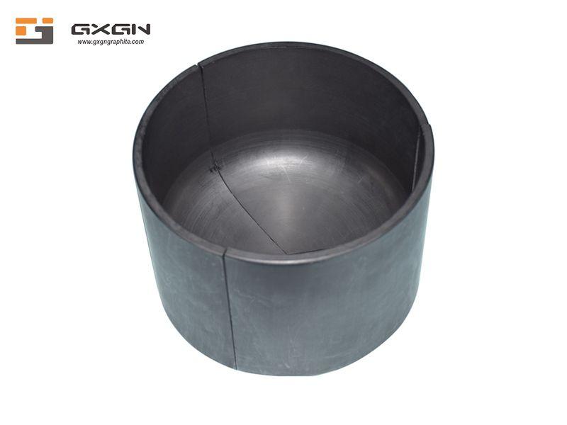 Graphite Pot Graphite Crucible for High Temperature Furnace