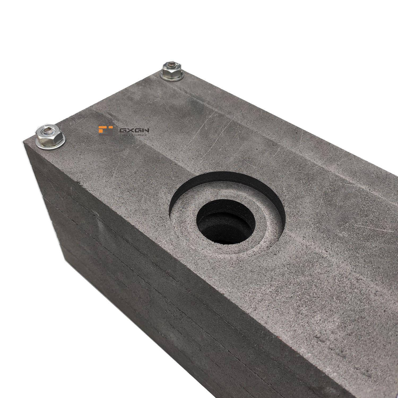 China Manufacturer Customized Graphite Mold Graphite Mould for Titanium Casting
