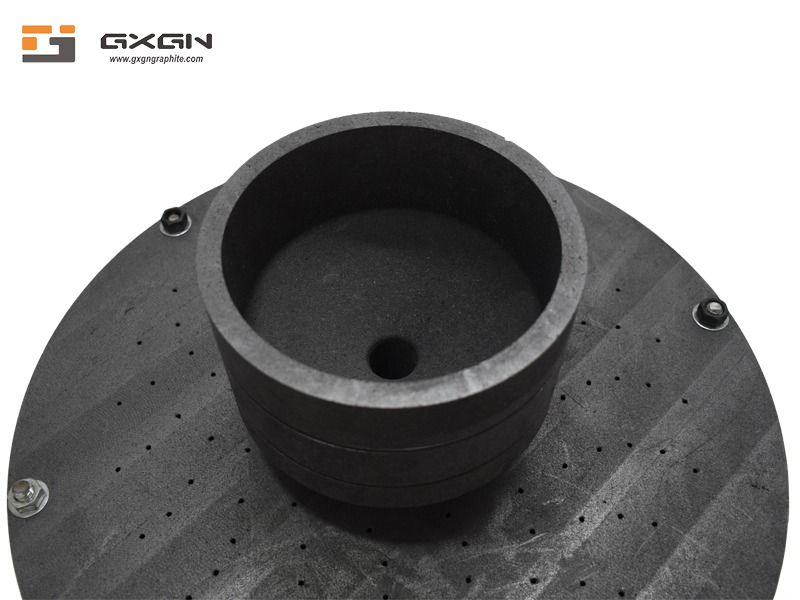 Graphite mould blanks Graphite Die Casting Mold for Aerospace