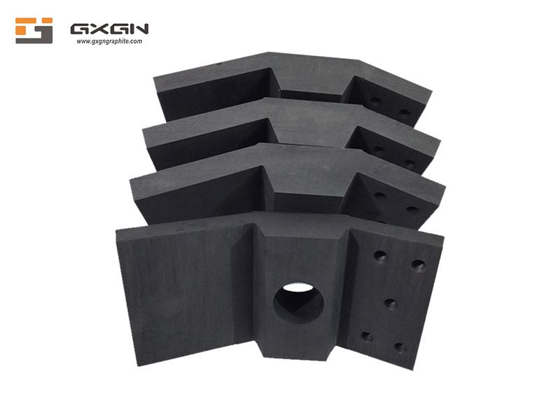 Graphite Fastenings for High Temperature Furnace Elements