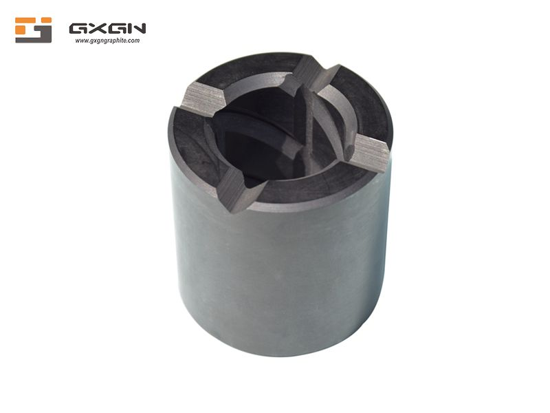 China customized carbon-graphite graphite carbon bush bearing bushes OEM ODM accepted