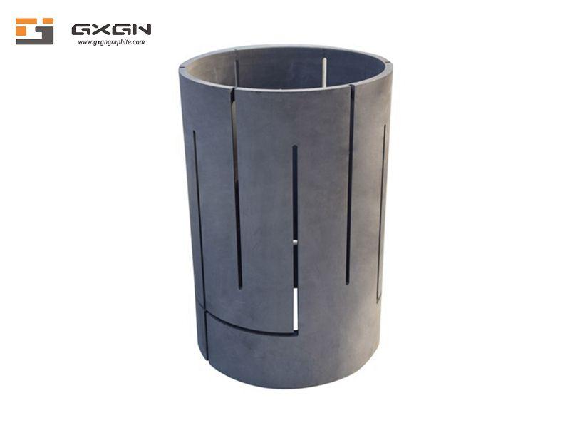 High Temperature Furnace Graphite Heater Carbon Graphite