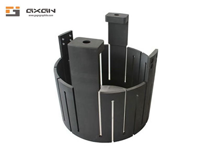 High Quality Graphite Heater Parts Elements for Hight Temperature Furnace