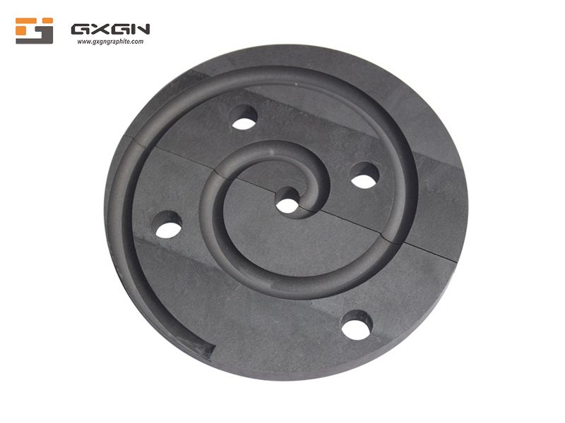 China High Pure Isostatic Graphite Mold for Aerospace Industry