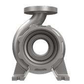 Custom Graphite Mold for Titanium Casting Pump Body